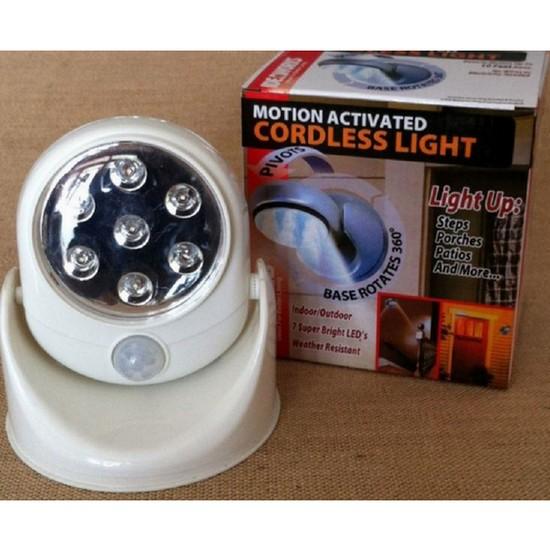 led lampa 04